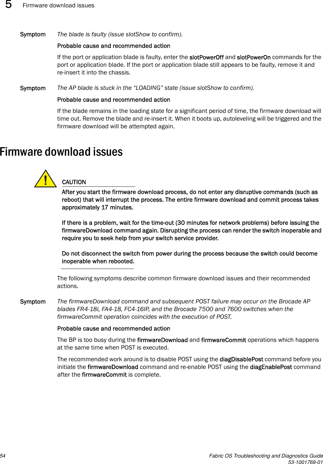 Dell Poweredge M1000E Troubleshooting And Diagnostics Guide