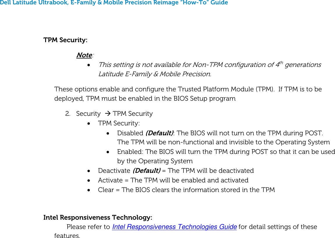 Dell Precision M4800 Late 2013 Troubleshooting Mobile