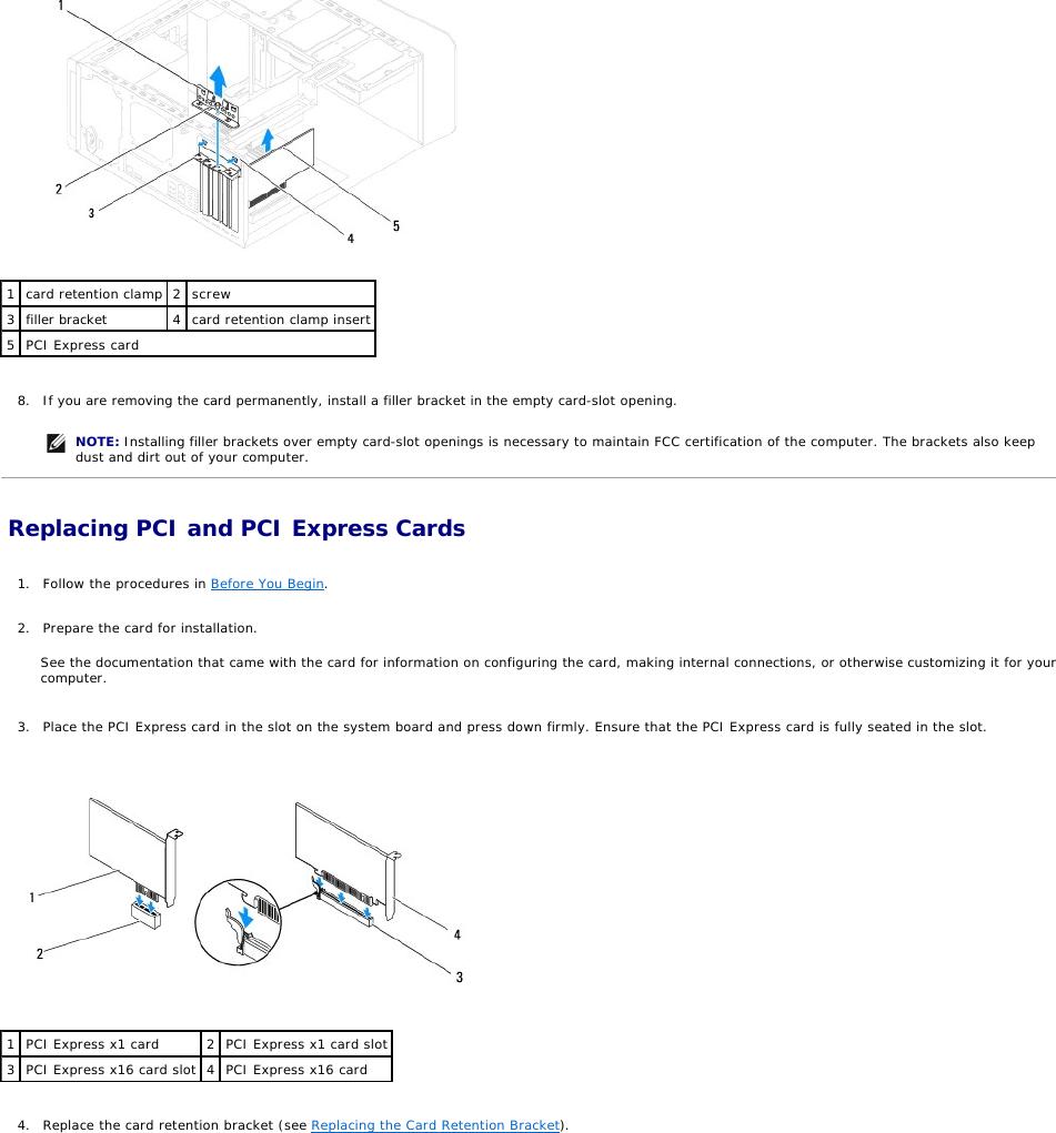 Dell Studio Xps 8100 Service Manual