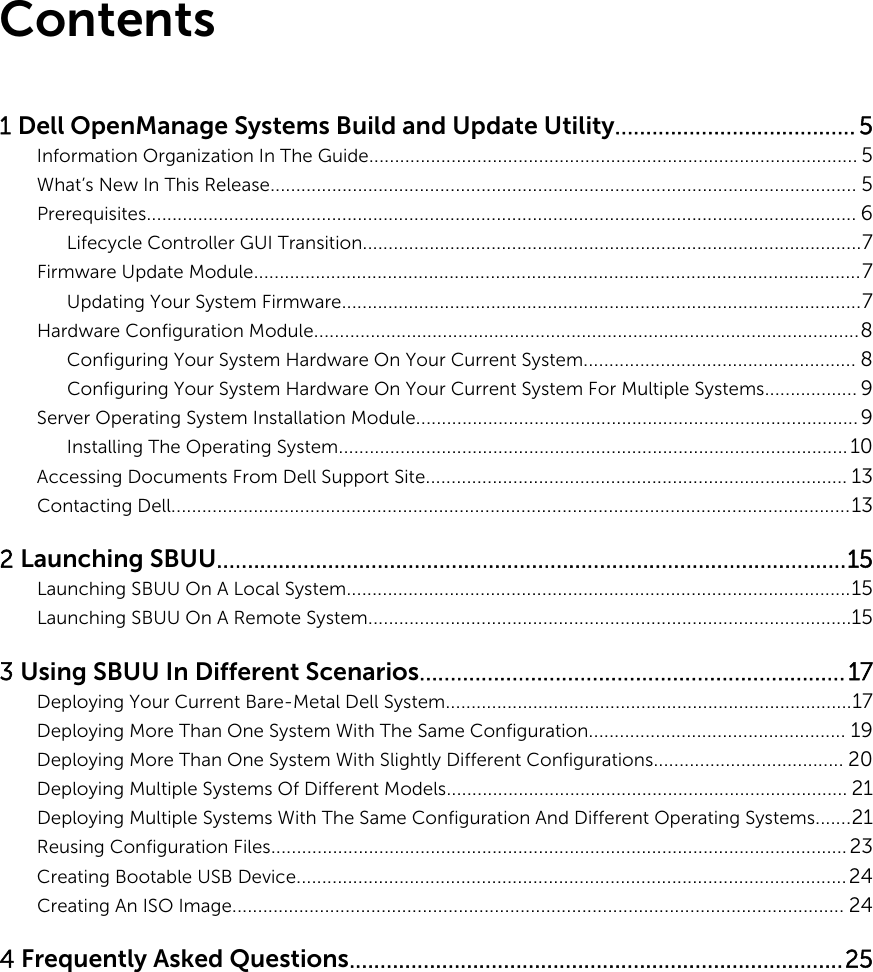 Dell Systems Build And Update Utility Version 2 4 Users Manual 2 4