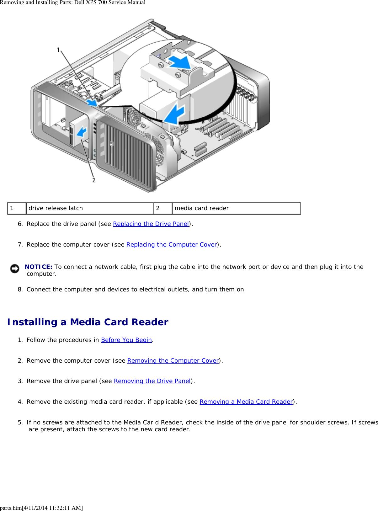 Dell Xps 710 Service Manual