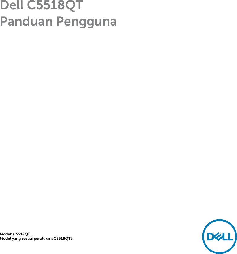 DELL P2418HT USER MANUAL Pdf Download