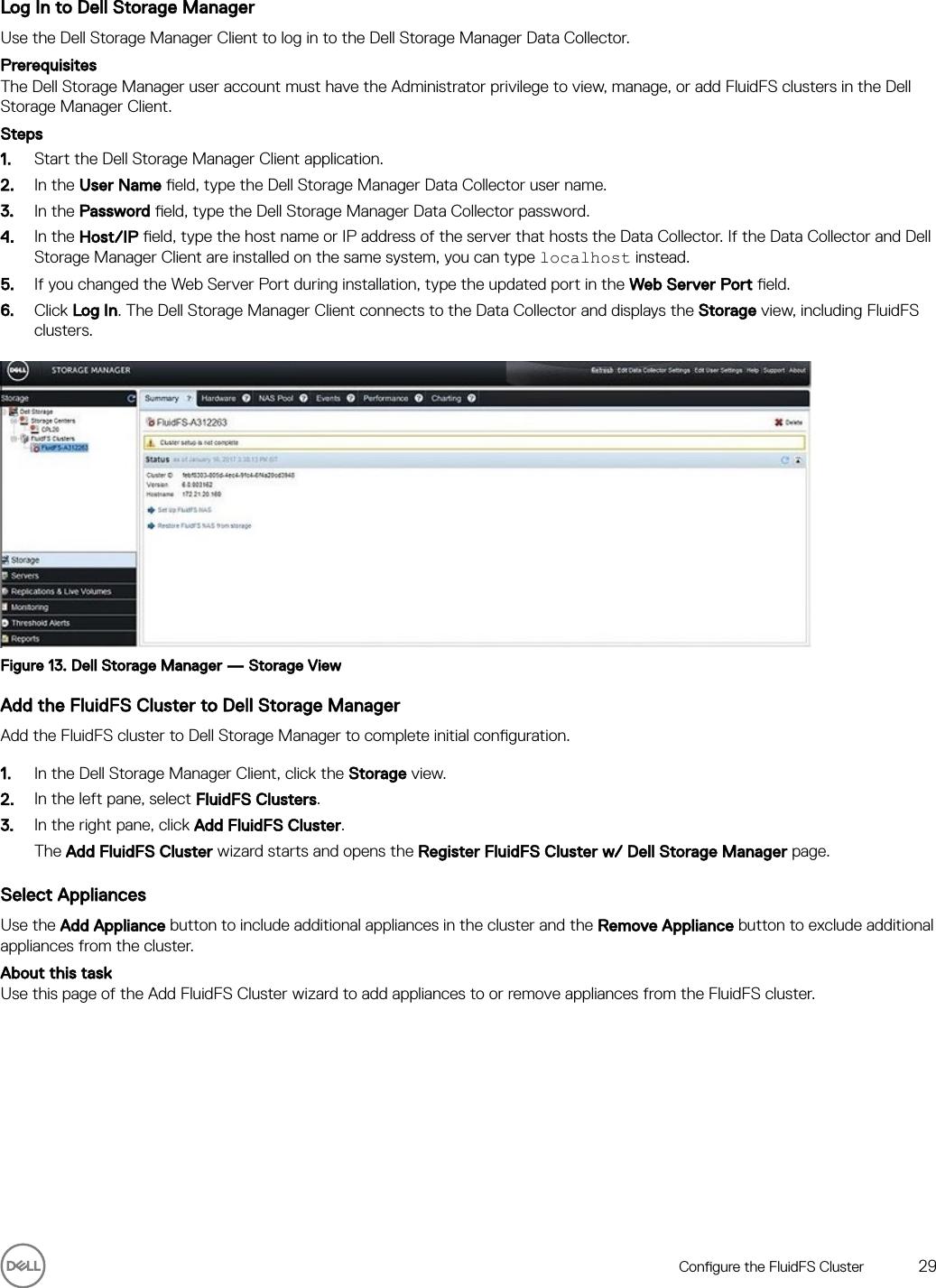 Dell compellent fs8600 FluidFS Version 6 0 Appliance Deployment