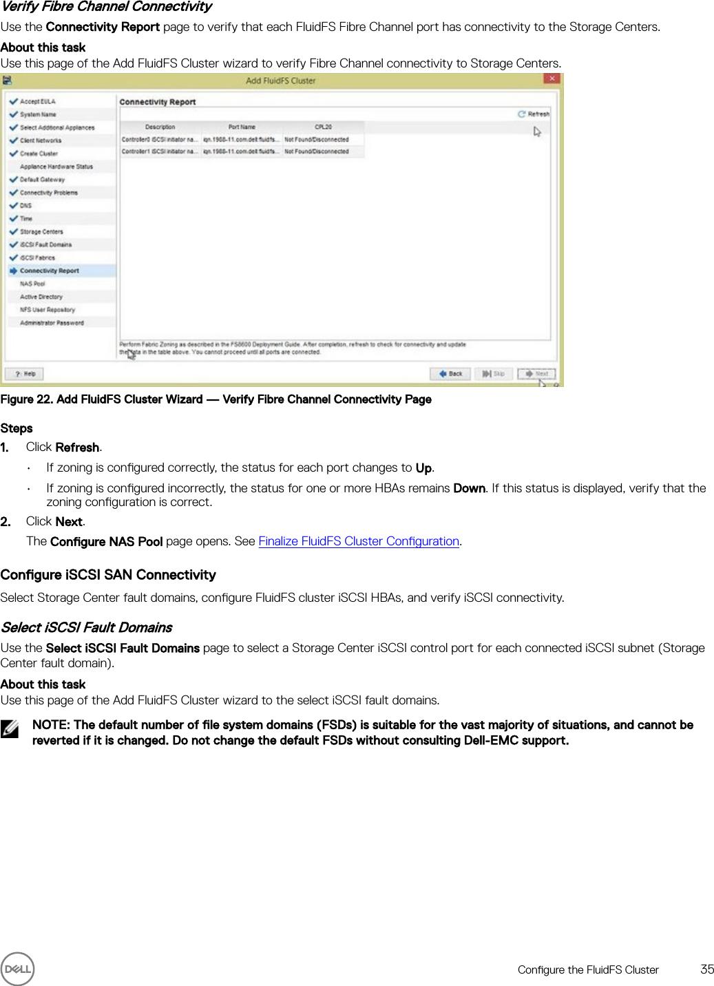 Dell compellent fs8600 FluidFS Version 6 0 Appliance