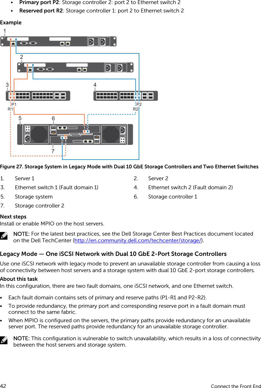 Dell compellent sc4020 Storage Center System Owner's Manual User