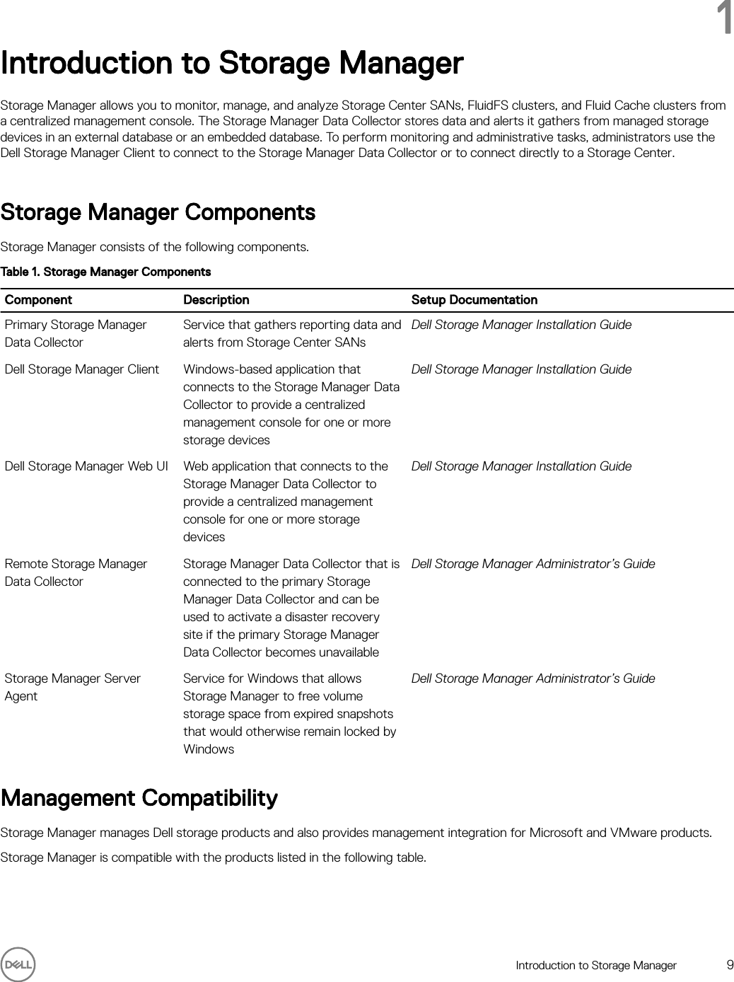 Dell compellent sc4020 Storage Manager 2016 R3 Installation