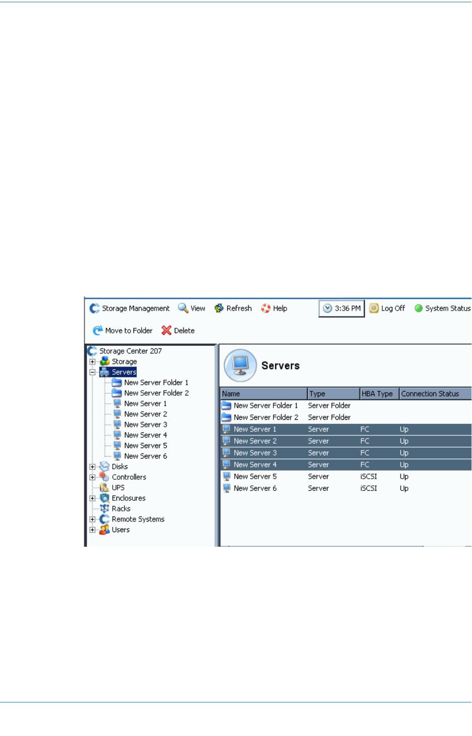 Dell compellent storage series30 Guía Del Usuario Center 5.5 System ...