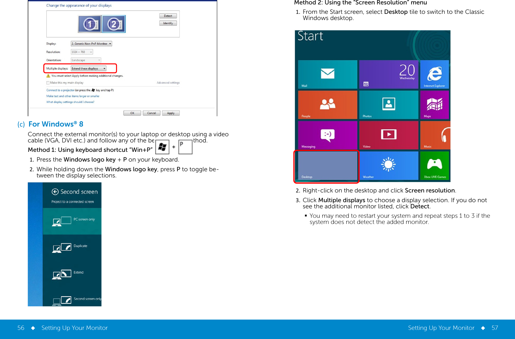 Dell e2414h E2414Hr/Dell User's Guide User Manual En us