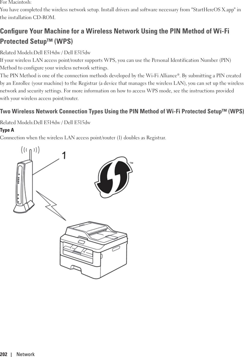 Dell e514dw printer Multifunction User's Guide User Manual En us