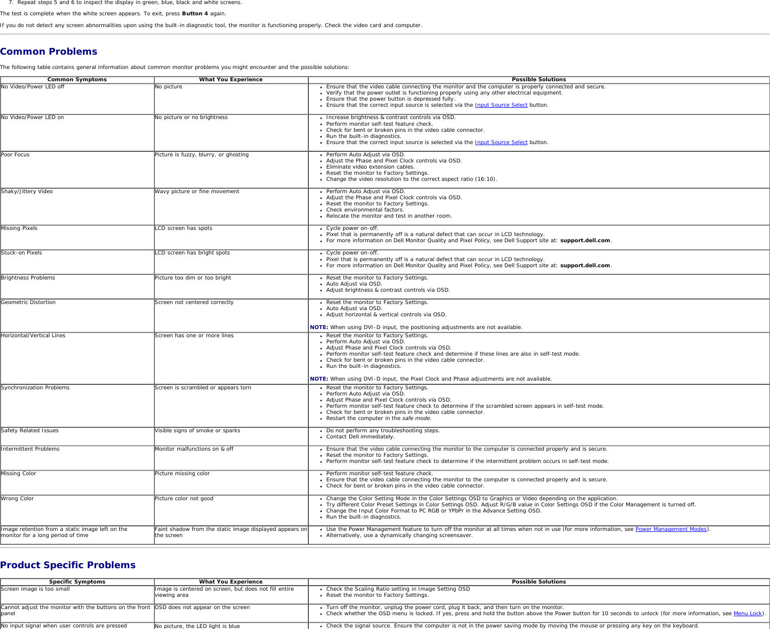 Dell u2412m Monitor User's Guide User Manual En us