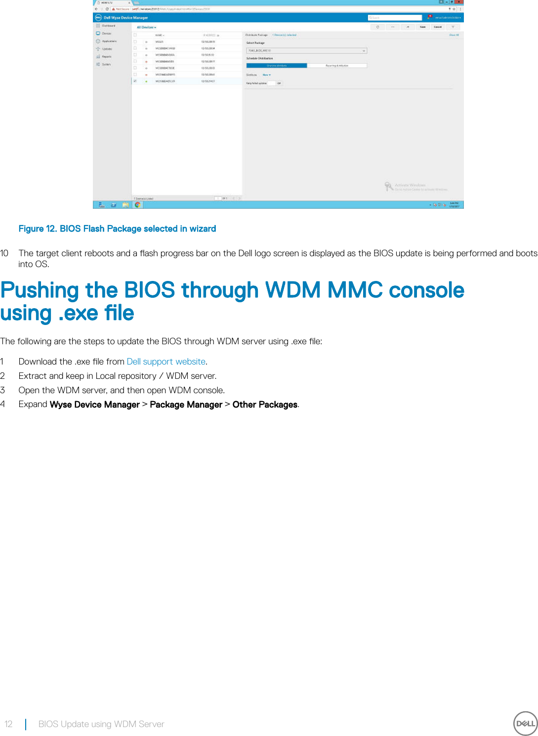 Dell Wyse 7040 thin client BIOS And Settings Update