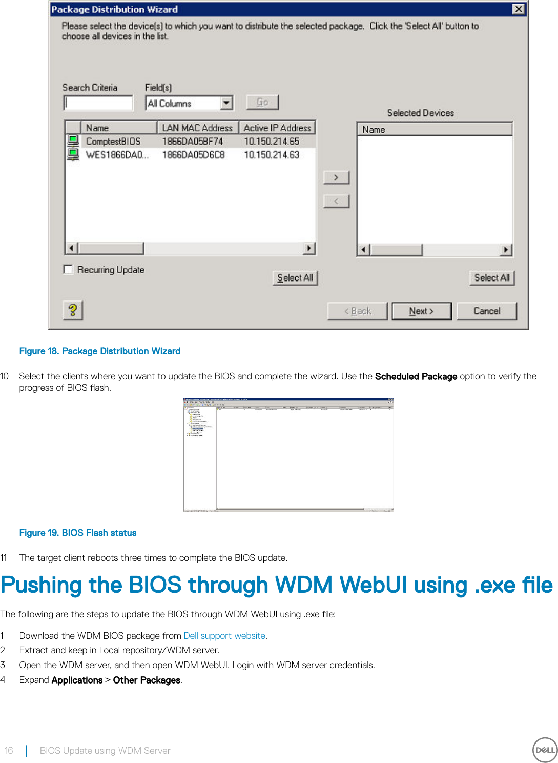 Dell Wyse 7040 thin client BIOS And Settings Update Procedure On