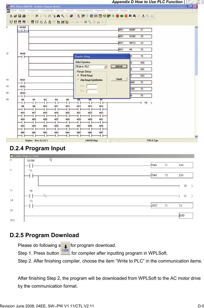 Delta Electronics Ac Motor Drive Vfd E Users Manual Preface