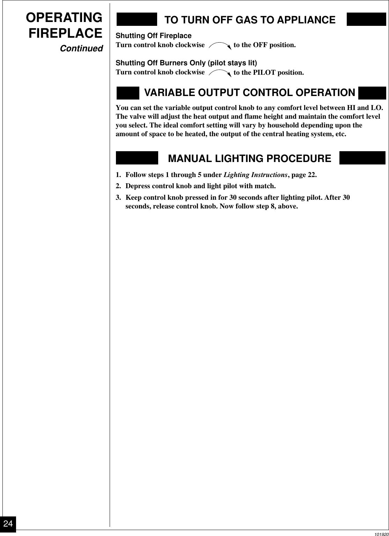 Desa Tech Cgf265Nv Owners Manual 101920 01