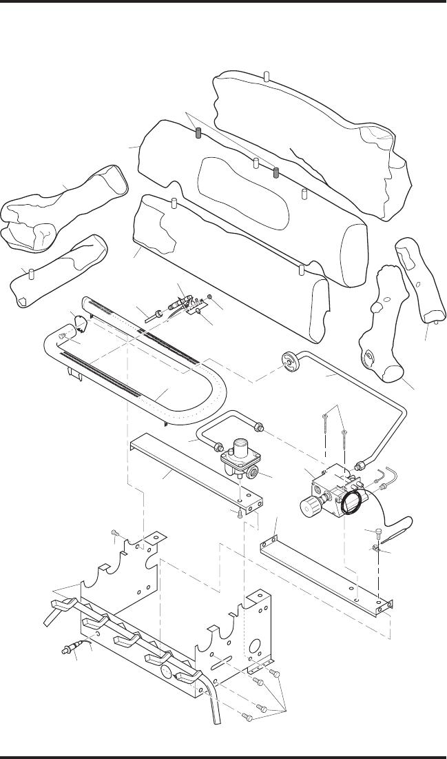 Ga Grill Ignitor Wiring Diagram