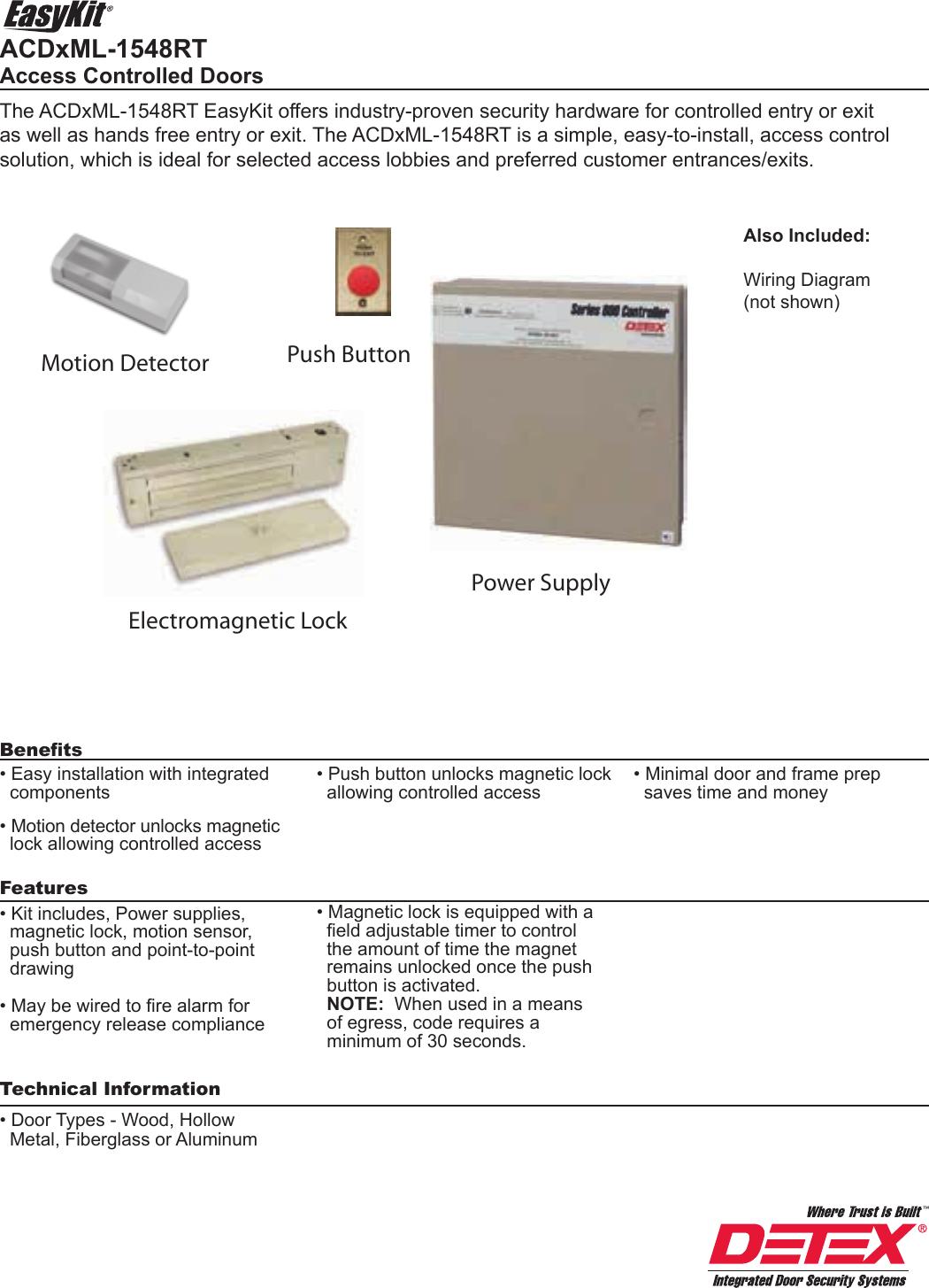Detex Product Catalog Detexcatalog on
