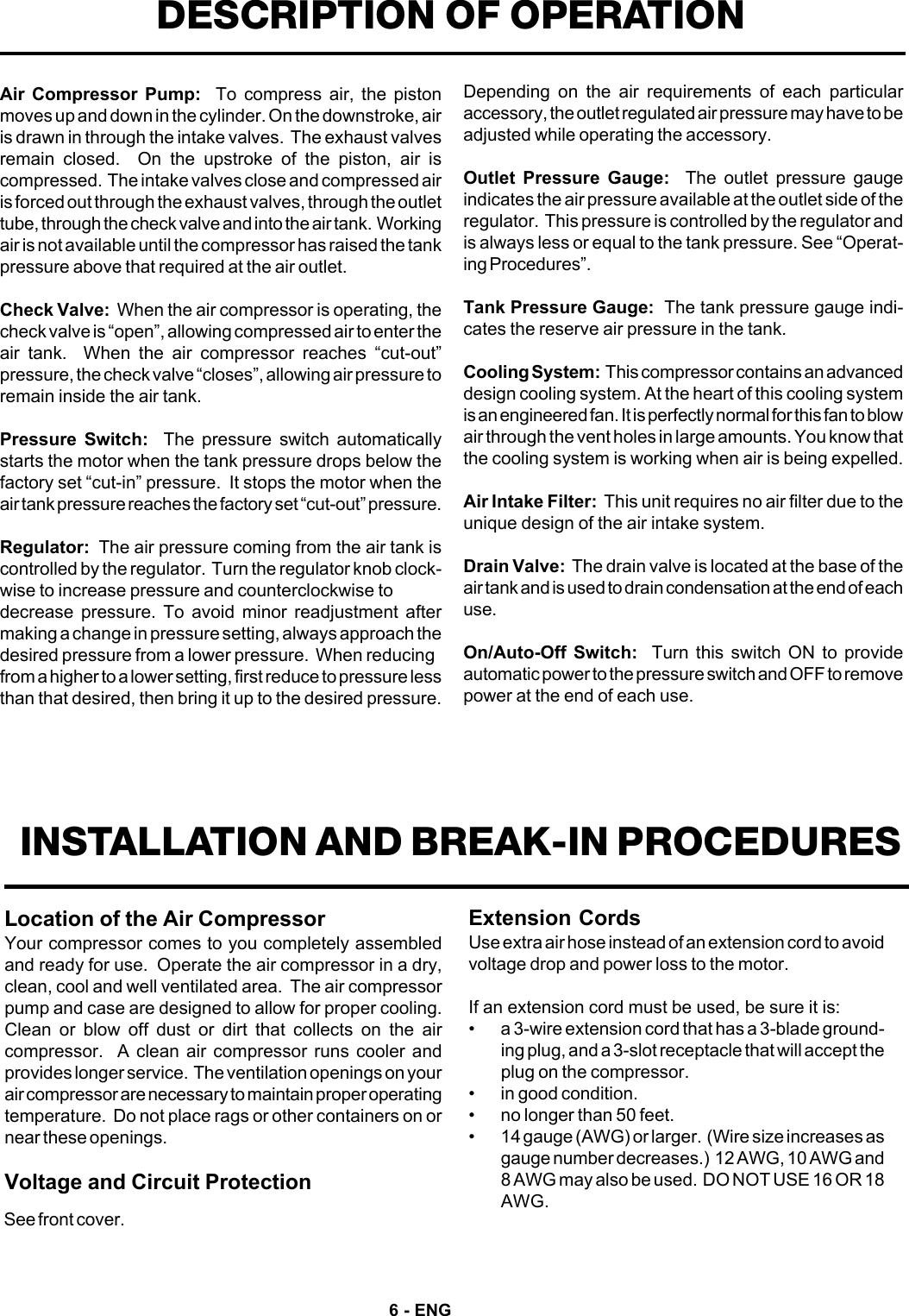 Devilbiss fa125 users manual page 6 of 12 devilbiss devilbiss fa125 users manual devilbiss greentooth Gallery