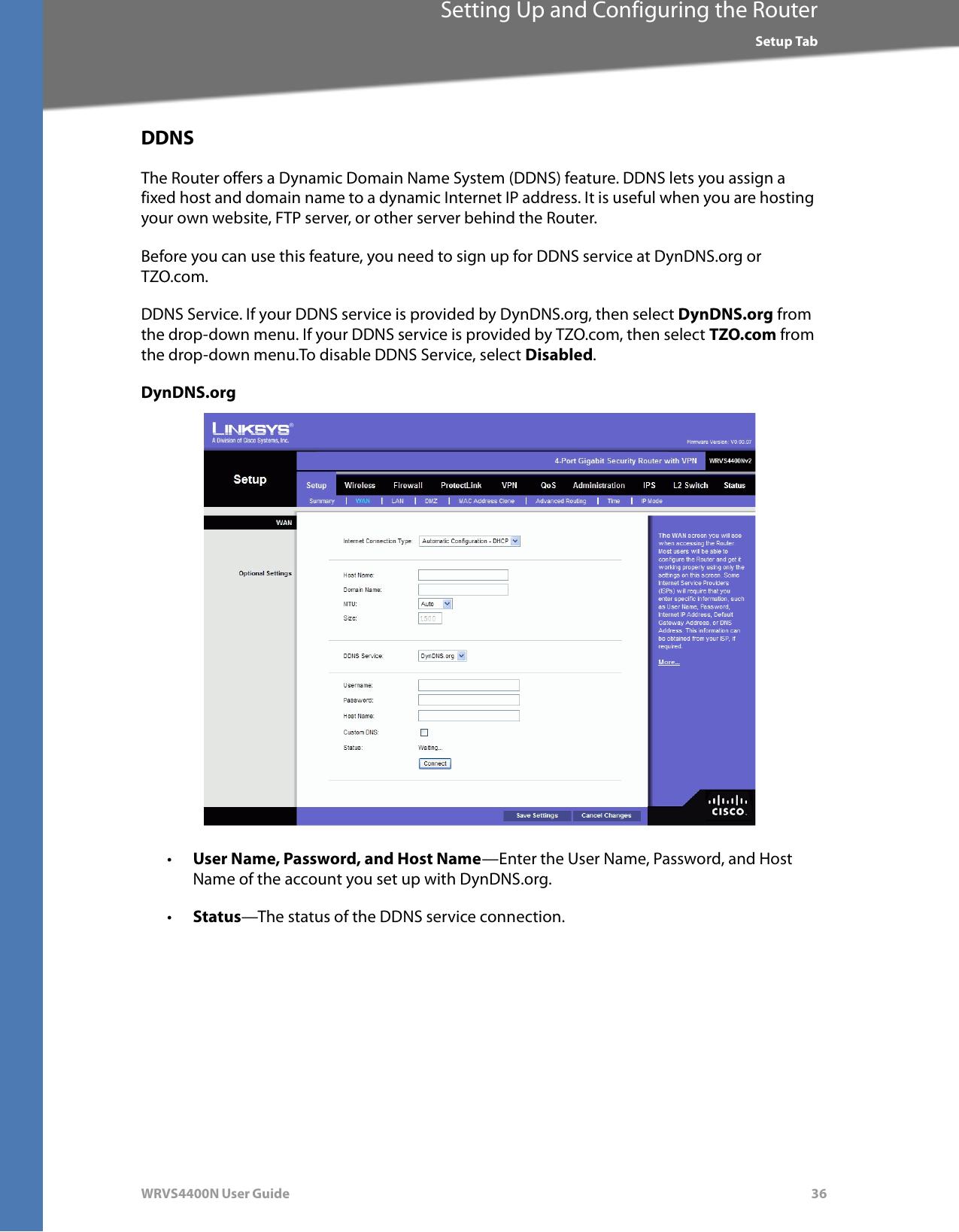 Dewalt Wrvs4400N Users Manual Cisco Wireless N Gigabit Security