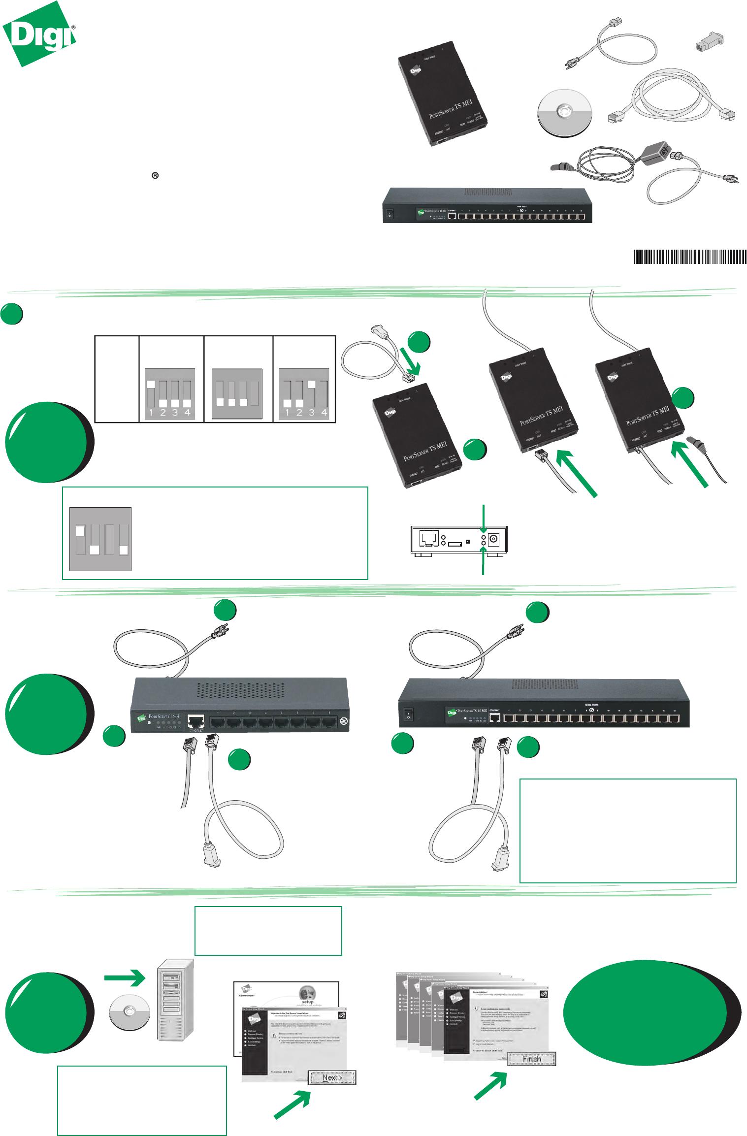 Digi Serial Console Adapter 76000697