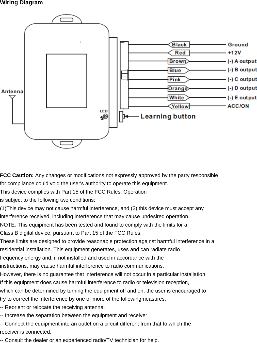 Door Popper Relay Wiring Diagram from usermanual.wiki