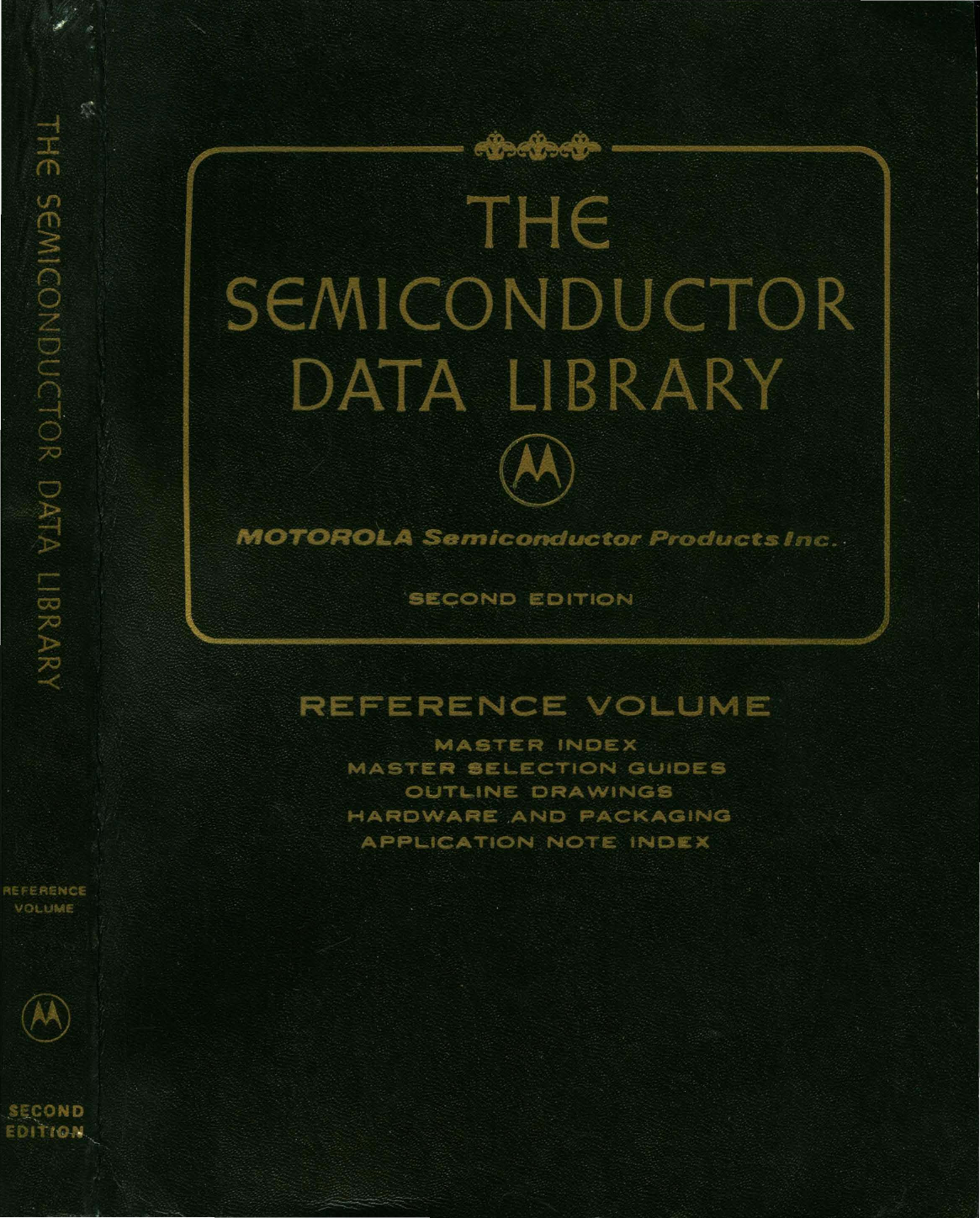1972 Motorola Semiconductor Library Second Edition Vol3 By Triac 2n6075 And Lm555lm358 Electronic Projects Circuits