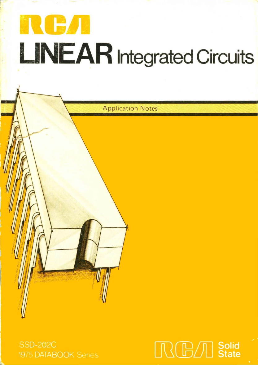 1975 Rca Linear Ic Application Notes Fet Optocoupler As A Voltagecontrolled Potentiometer Figure 2