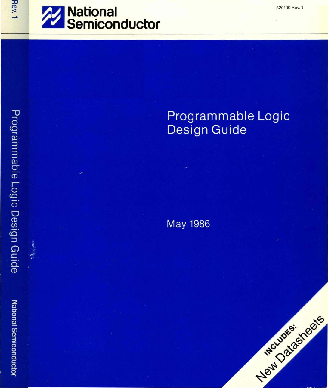 1986_National_Programmable_Logic_Design_Guide 1986 National