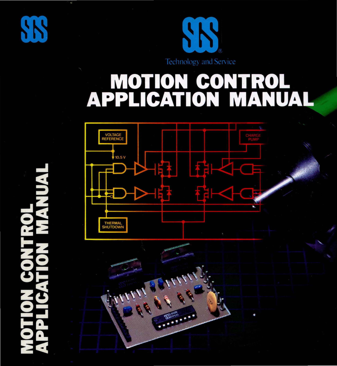 1987 Sgs Motion Control Application Manual 12v 25w Dc Voltage Converter Circuit 2 Basiccircuit