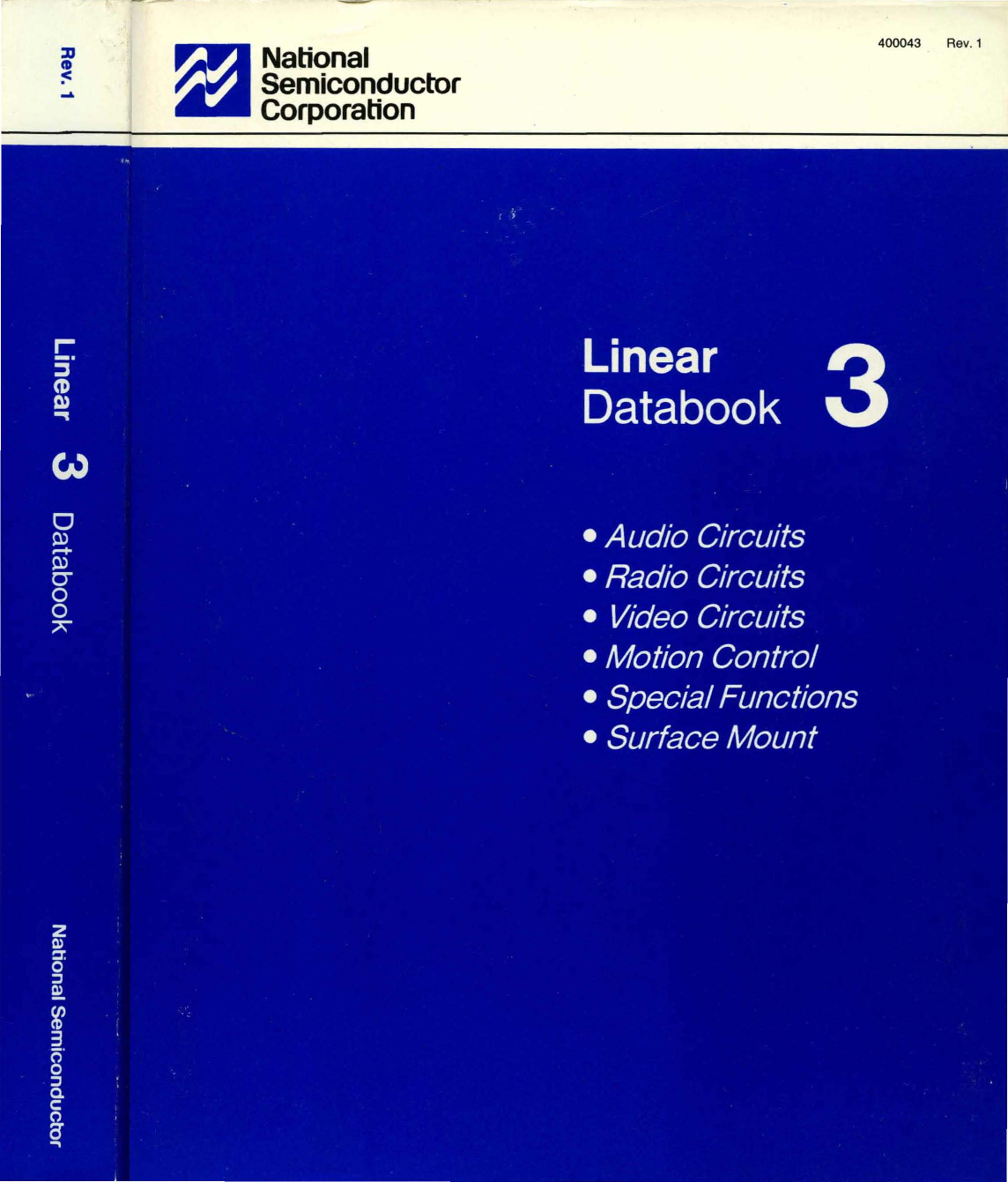 1988 National Linear Databook Vol 3 Intercom Circuit Using Lm386 Ic Diagram