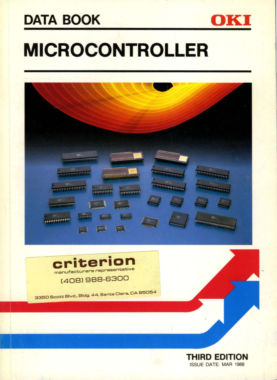 1988_OKI_Microcontroller_Data_Book 1988 OKI Microcontroller Data Book