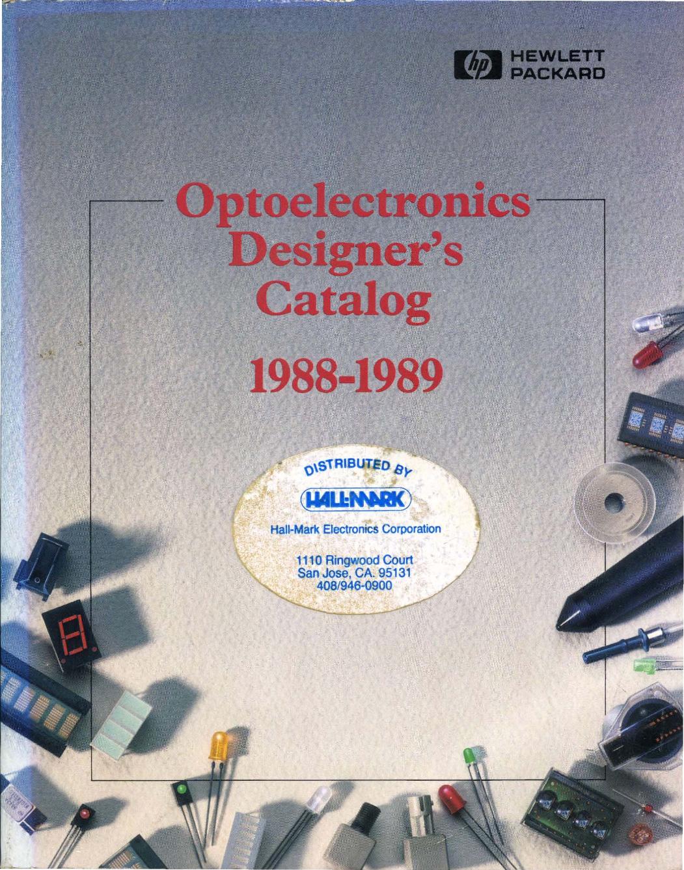 1988 Optoelectronics Designers Catalog Description Monolithic Microwave Integrated Circuit Msa0686 Fixedpng