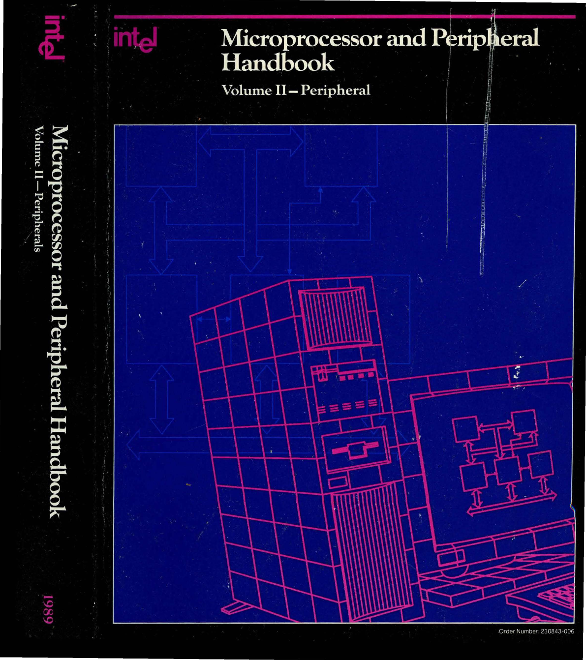 1989 Microprocessor And Peripheral Handbook Volume 2 Circuits Moreover Sto Atch Circuit Diagram Likewise Running Led