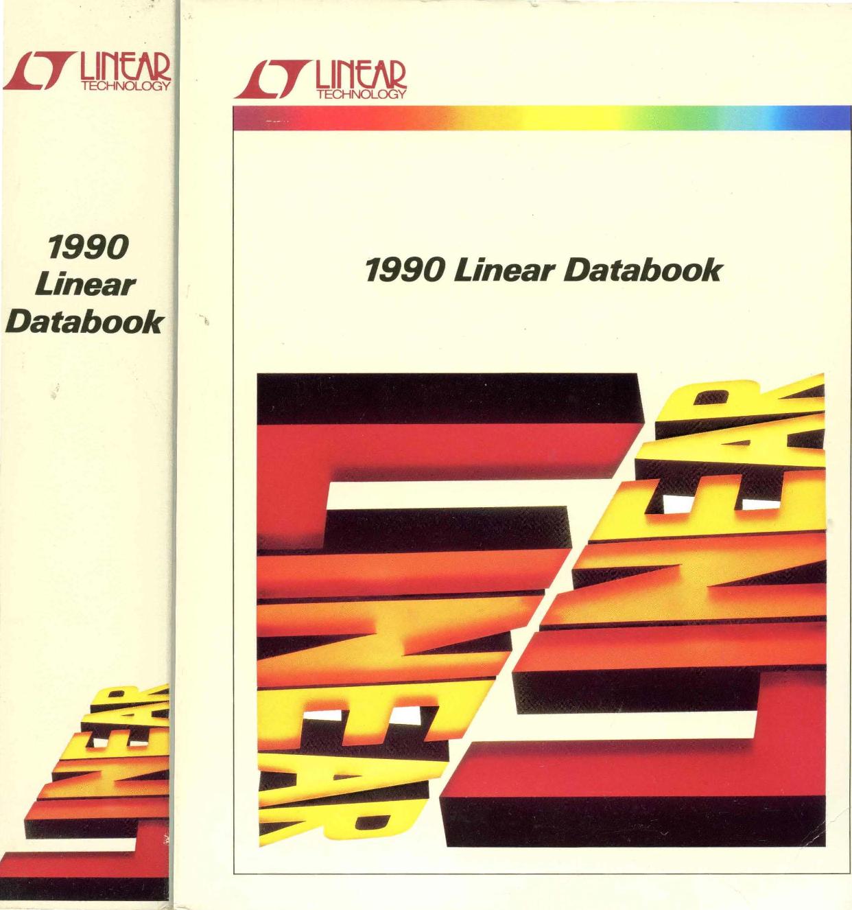1990_Linear_Databook 1990 Linear Databook