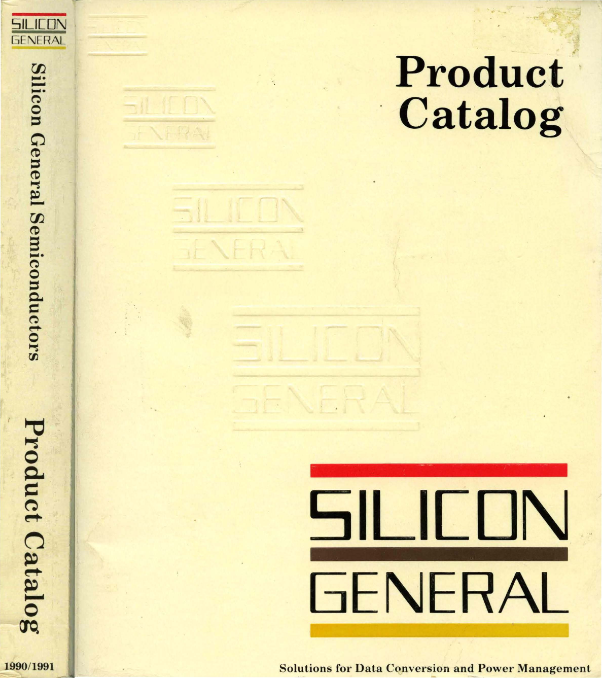 1990 Silicon General Product Catalog Linear Regulated Dual Polarity Power Supply By Lm317 And Lm337