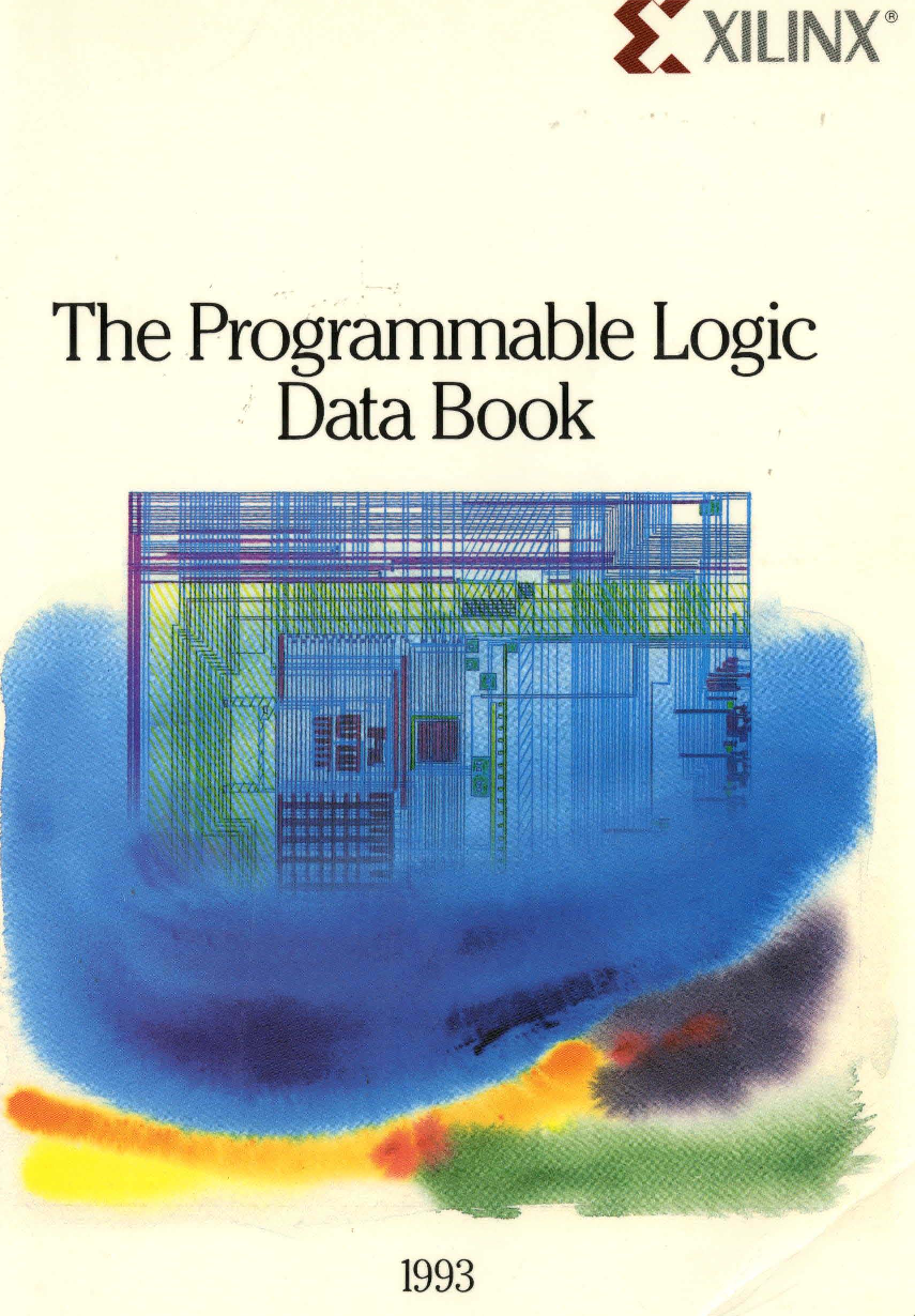 1993_Xilinx_Programmable_Logic_Data_Book 1993 Xilinx Programmable