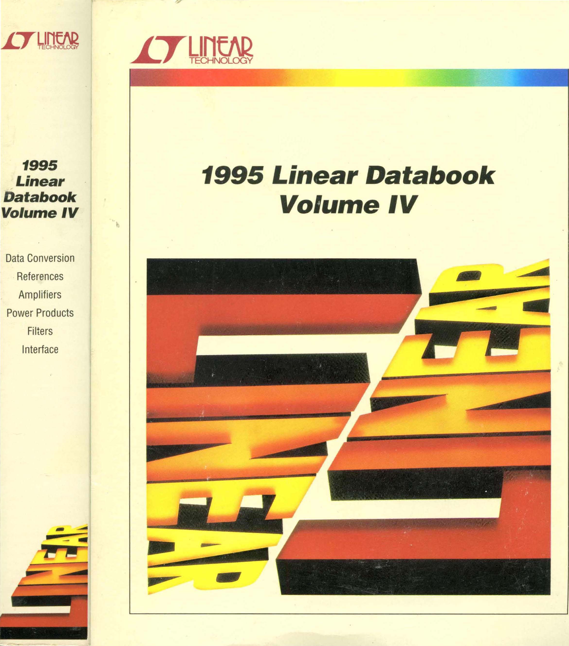 1995 Linear Databook Paralleling Max1044 Devices