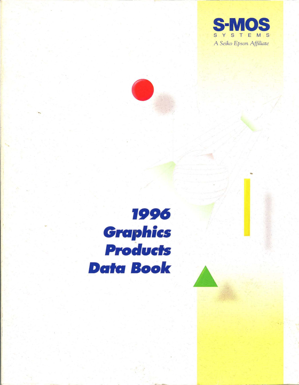 1996_S MOS_Graphics_Products_Data_Book 1996 S MOS Graphics