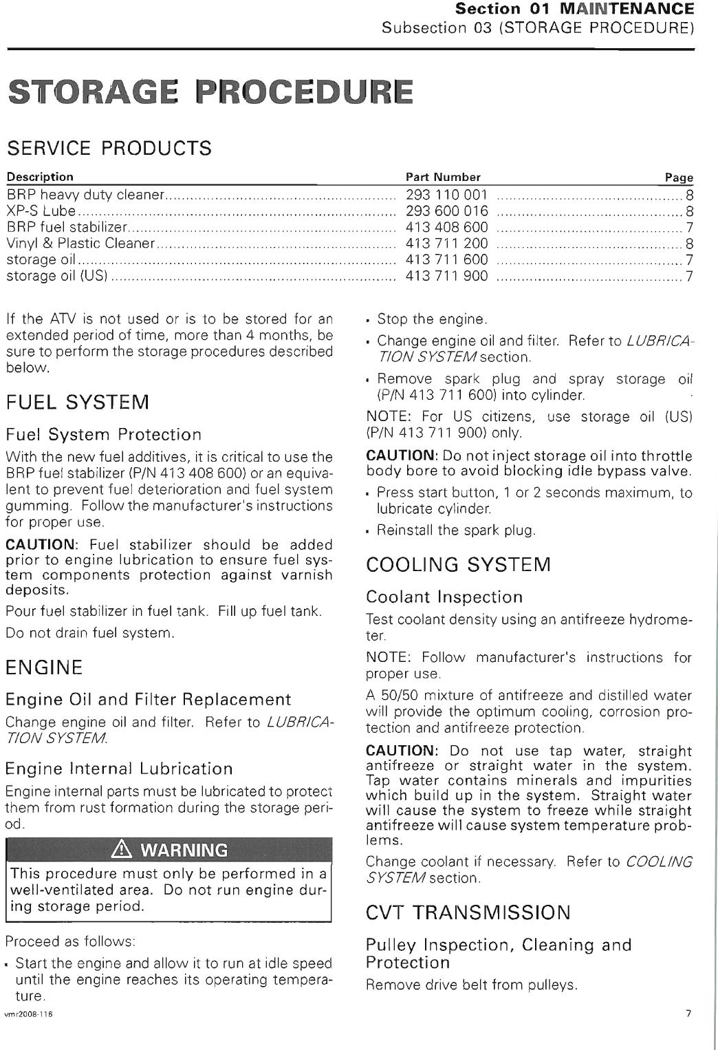 2007-2008 CAN AM Outlander Max 800 HO EFI 4x4 XT Severe Duty Drive Belt