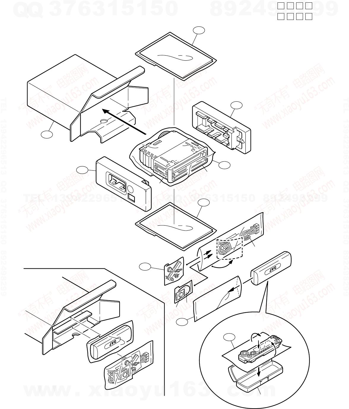 Jvc Kd S37 Wiring Diagram Diagramjvc Basekd Sx992r 2013071221
