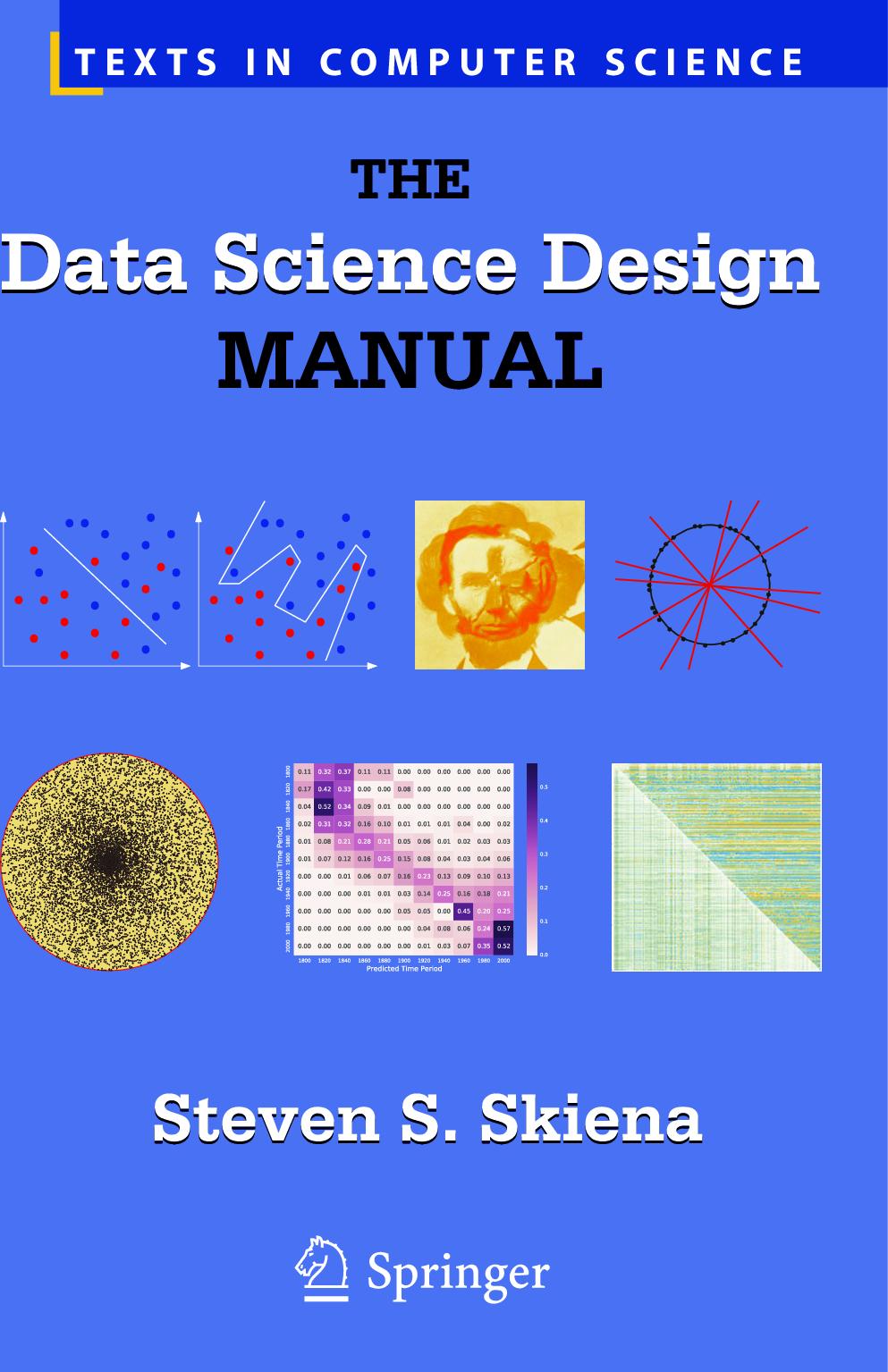Ana Patricia Rojo Wikipedia 2017 book the data science design manual