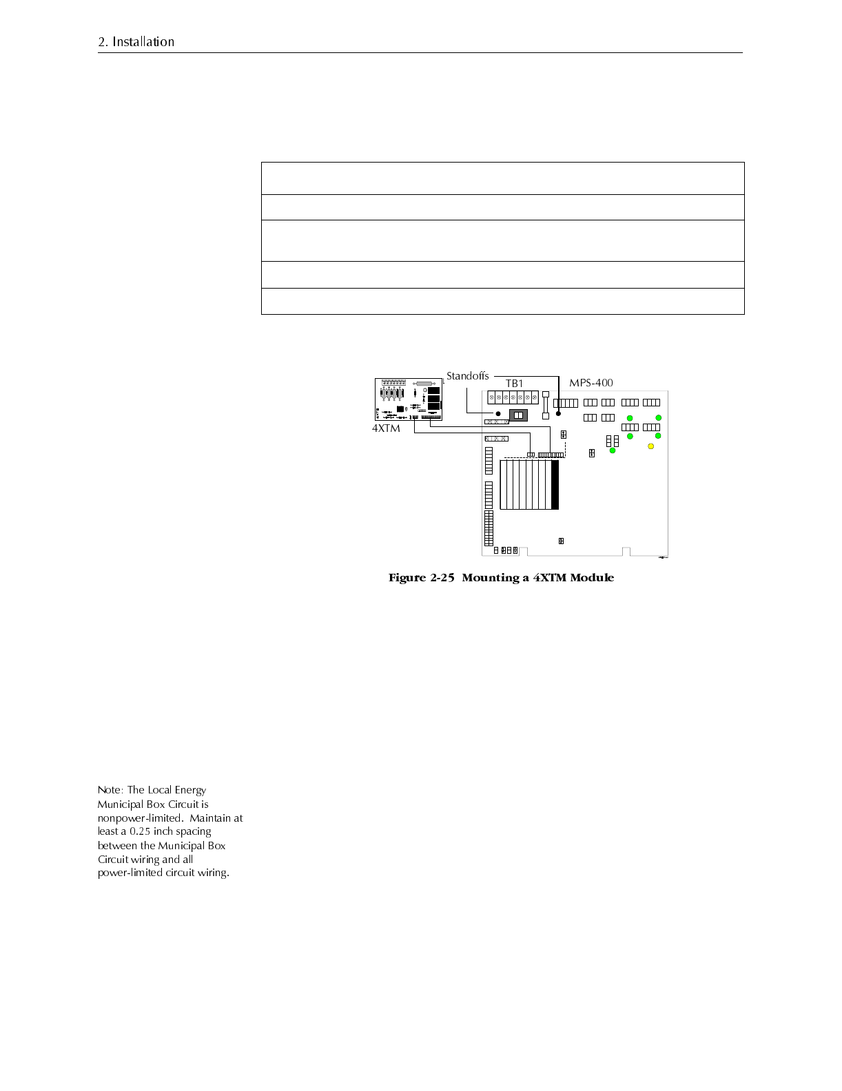 Aun40ia0 50710 Fire Alarm Wiring Diagram For A B Installing 4xtm Module Remote Station