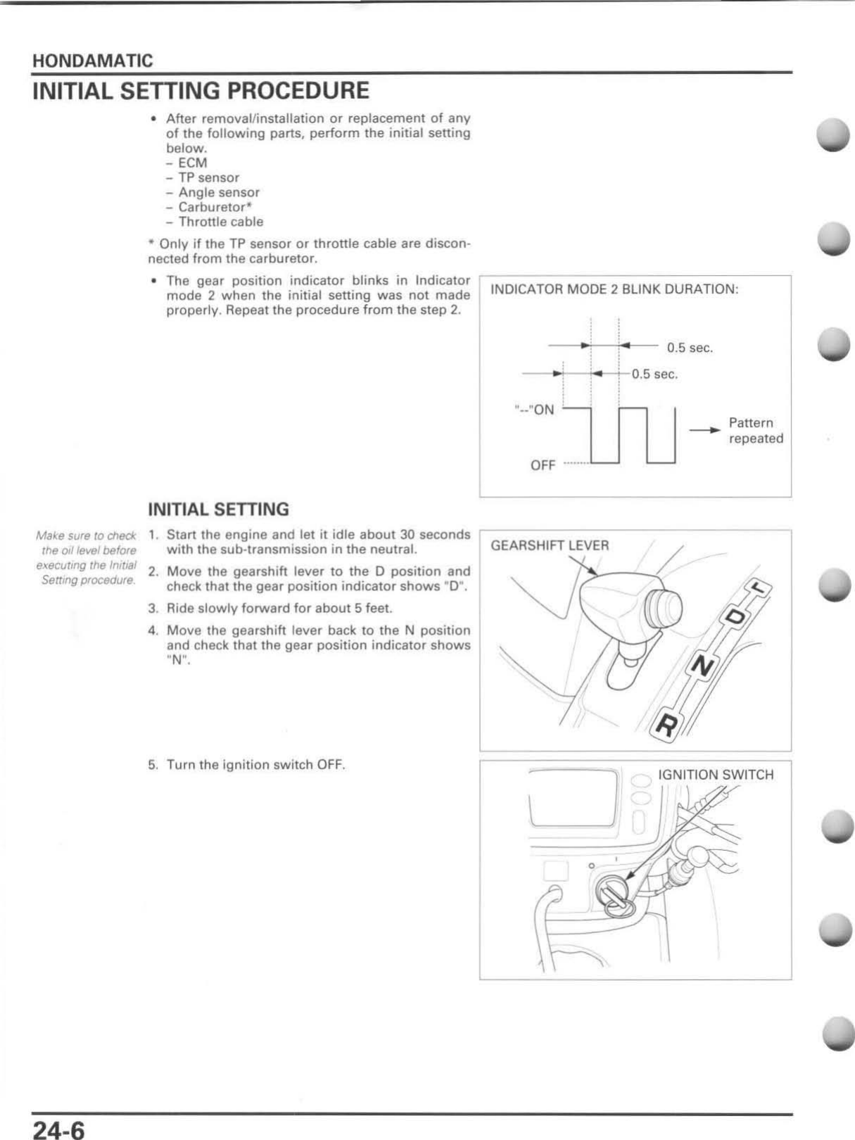 Honda Foreman Rubicon Service Manual 2005 2012 [2005 2012