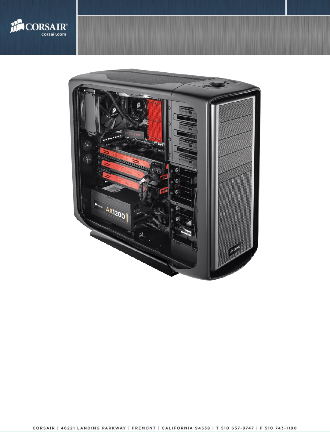 600t features and ing guide H100 in Corsair 600T
