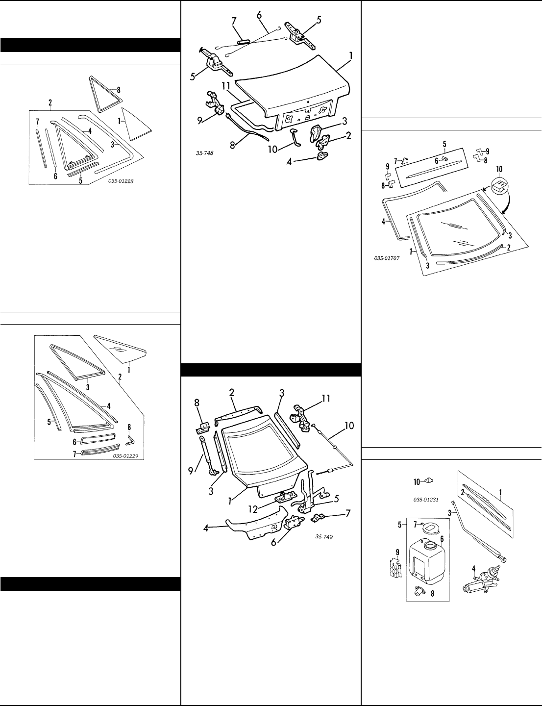 Mazda GJ55-43-7A0C ABS Modulator