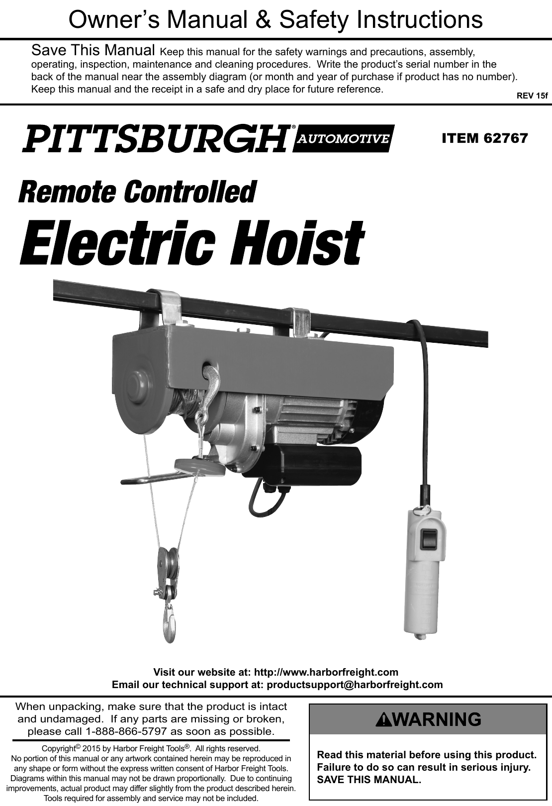 Crane Hoist Wiring Diagram Pittsburgh Up Down Remote Pendant Control on harbor freight hoist motor, harbor freight hoist repair, harbor freight hoist system,