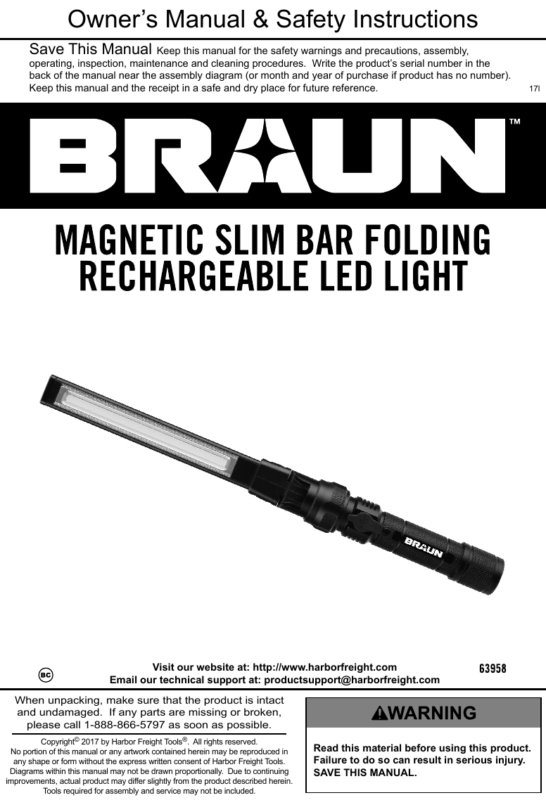 Connecting A Led Bar Manual Guide