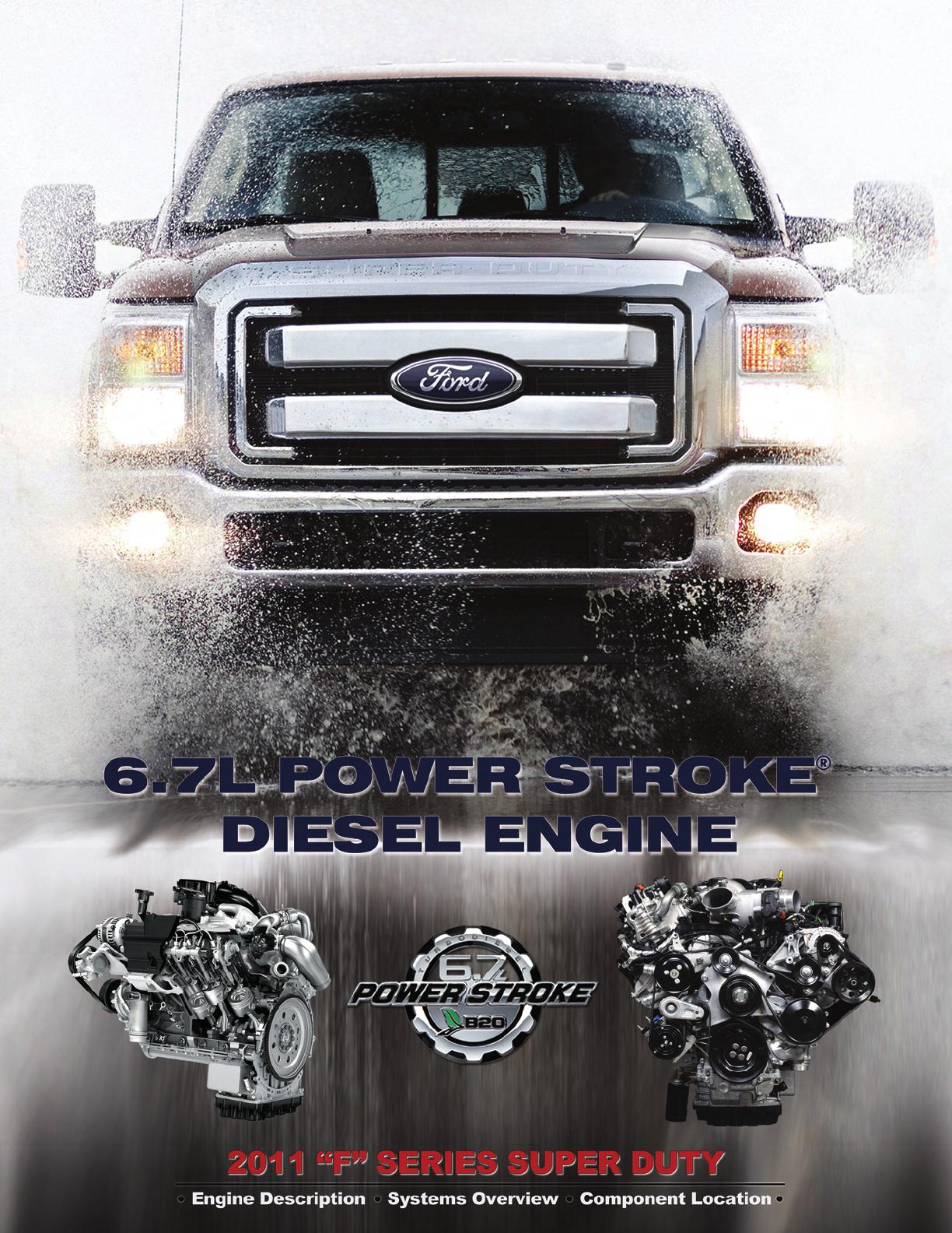 13 thru 16 Super Duty OEM Ford 6.7L Diesel Front NOX Trap Temperature Sensor NEW