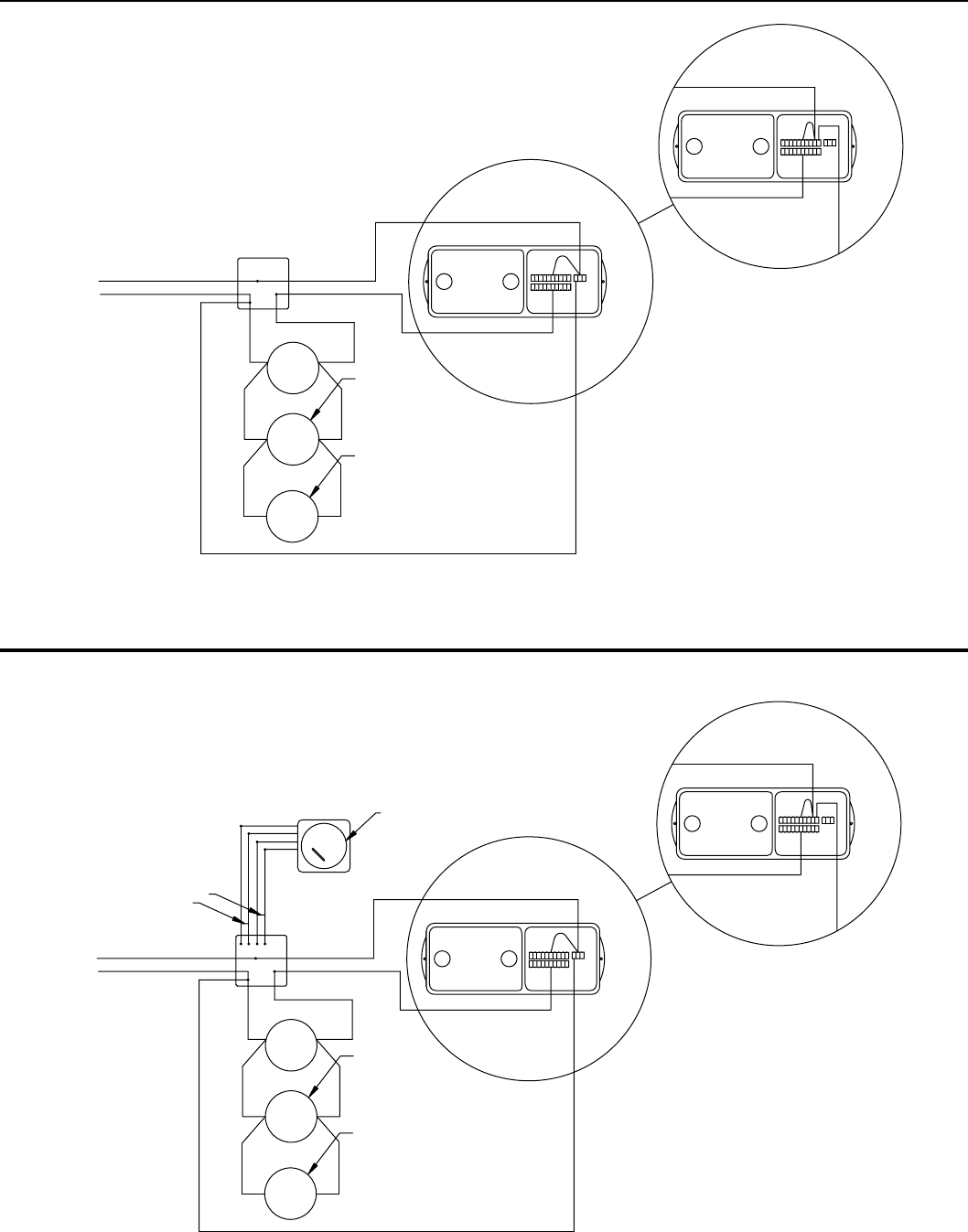 Smd Series 826250smoke Dampers Smdsmdr Iom D4120 Duct Smoke Detector Wiring Diagram Optional