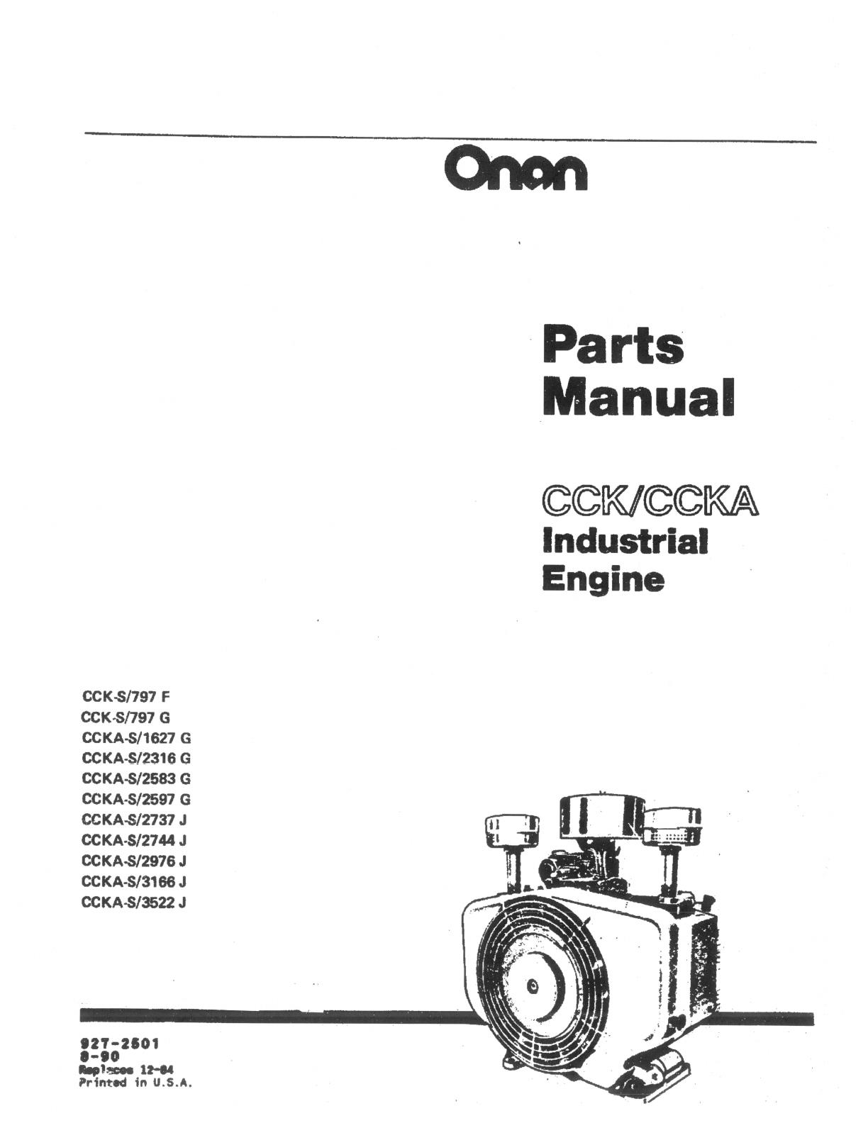 Onan Spacer 149-0045