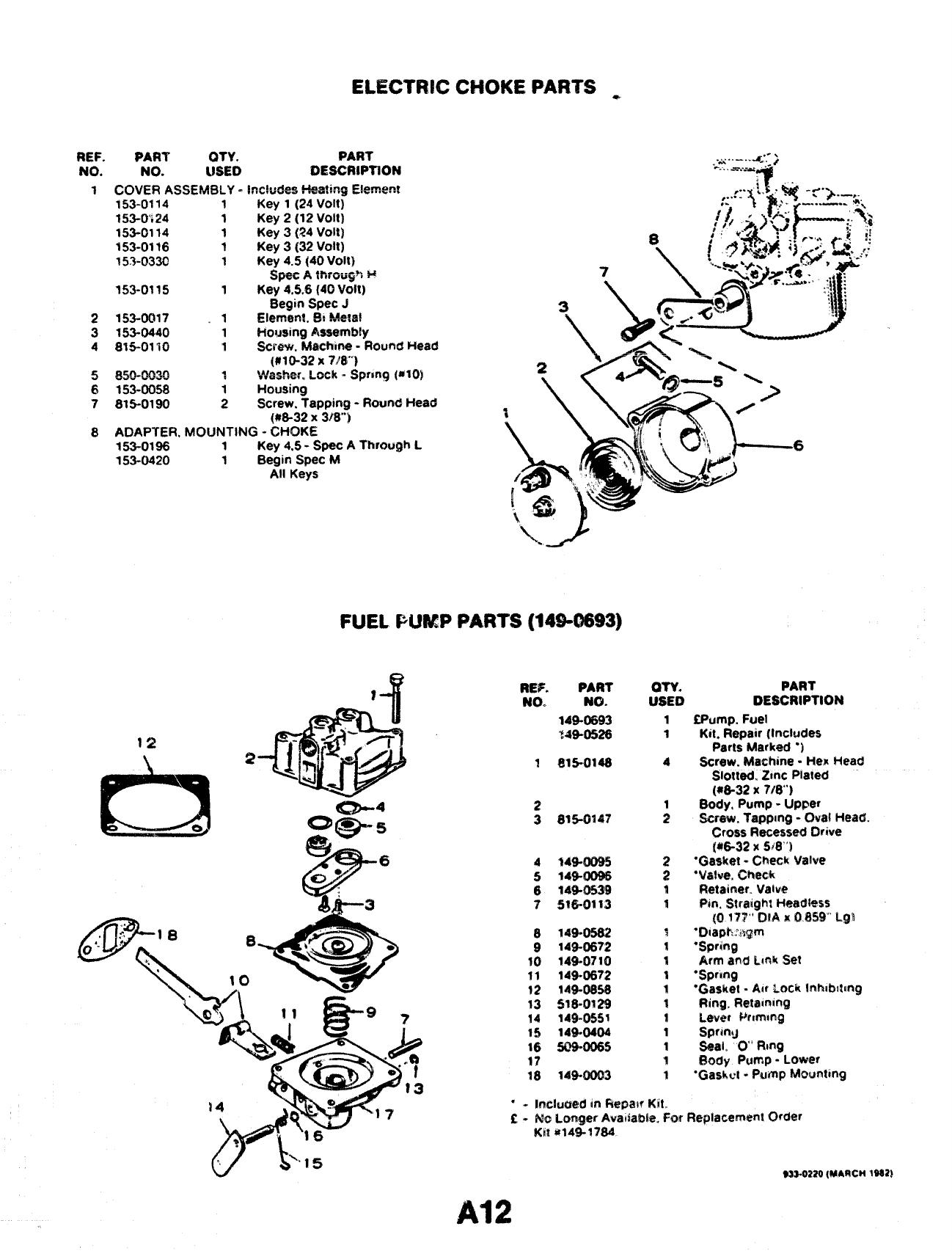 ONAN VALVE-FUE 149-0096